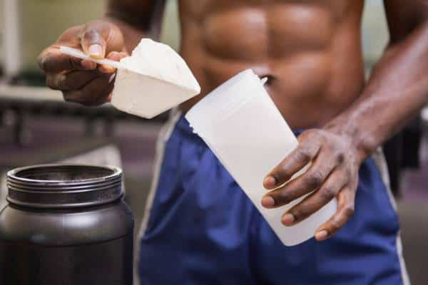 shake protéiné pour gagner de la masse musculaire