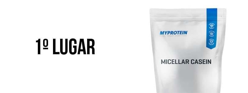 caséine micellaire myprotein