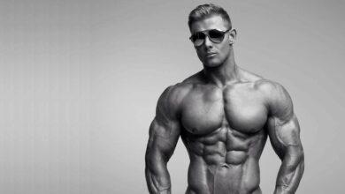 Vinny Gough - Allenamento e programma dietetico