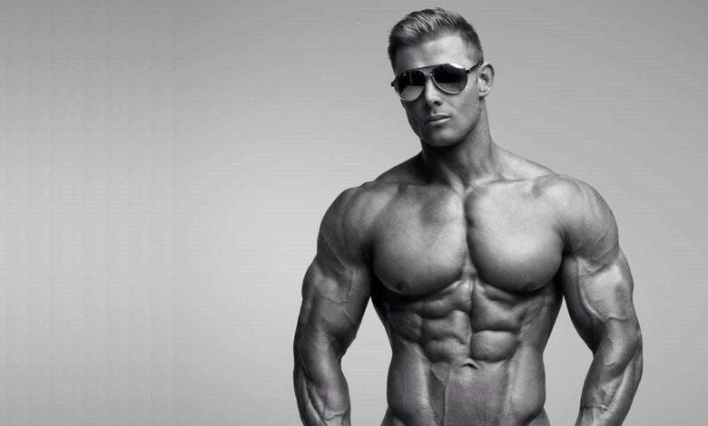 Vinny Gough - Plano de treino e dieta