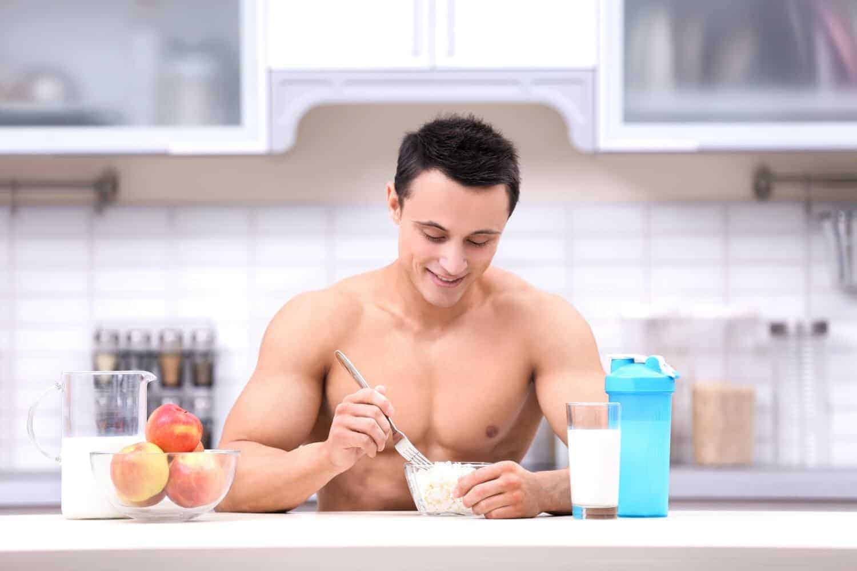 Diät 3500 Kalorien erhöhen die Muskelmasse