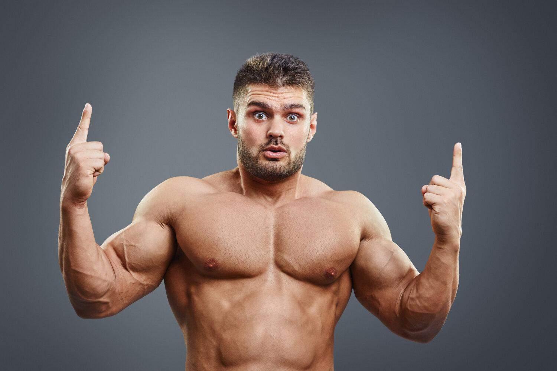 Muskeln aufbauen oder Fett verlieren
