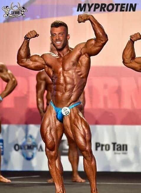 fabio lopes bodybuilding