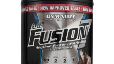 Dymatize Elite Fusion 7 - Recensione