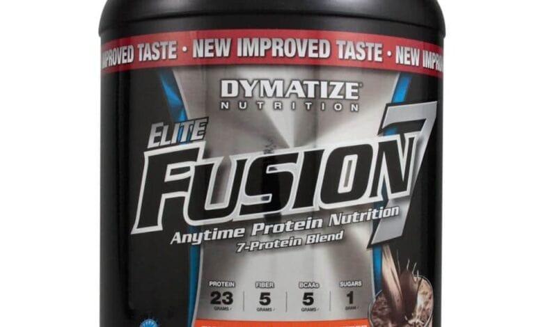 Dymatize Elite Fusion 7 - Review