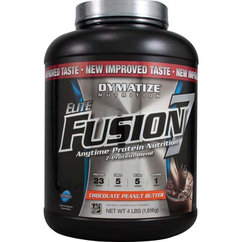 Dymatize Elite Fusion 7 - Critique