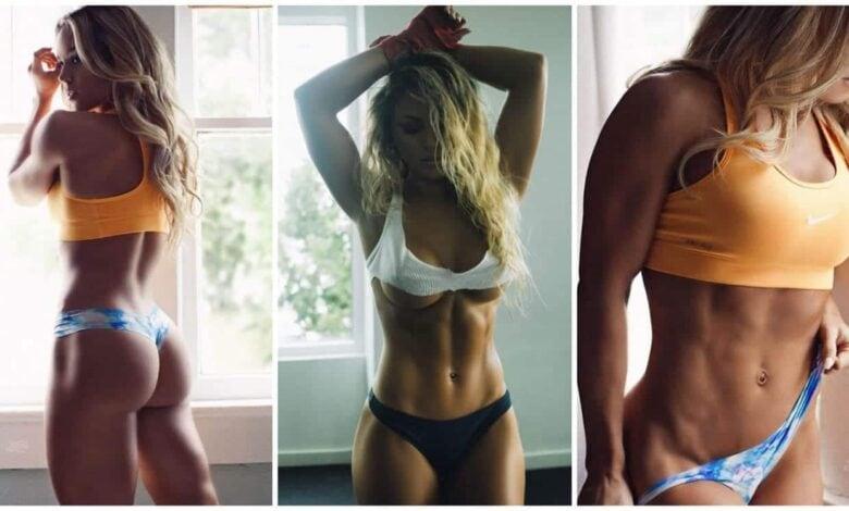 Tamra Dae - Training and diet plan
