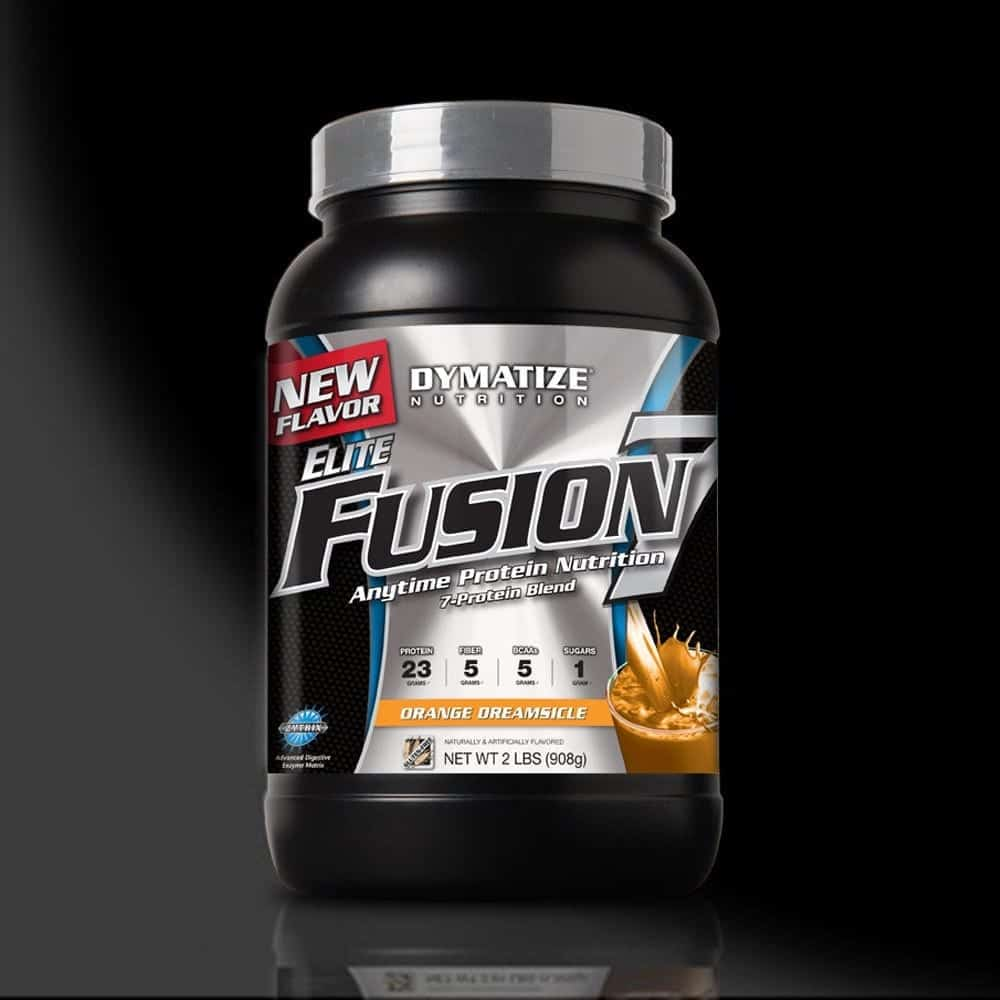 elite fusion dymatize