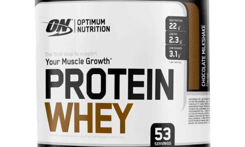 ON Protein Whey - Análise