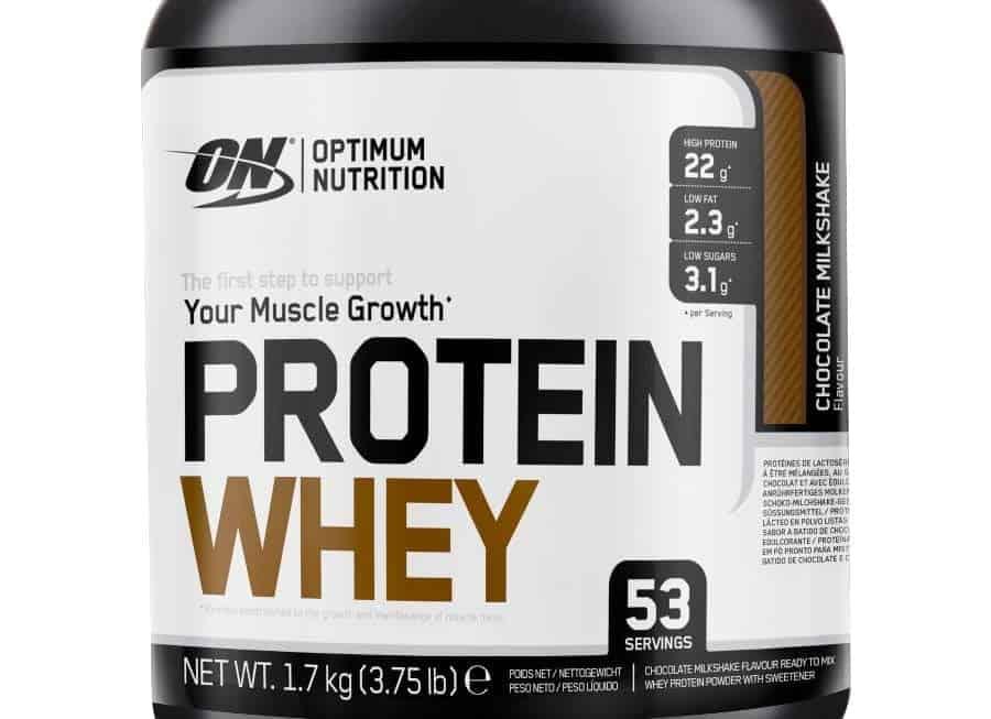 ON Protein Whey - Analyse