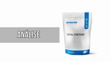 protéine totale de myprotéine