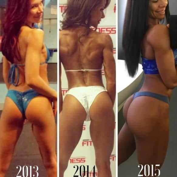 Bianca Gabriela - Piano di allenamento e dieta