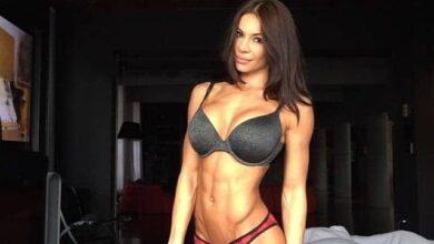 Bianca Gabriela - Allenamento e dieta