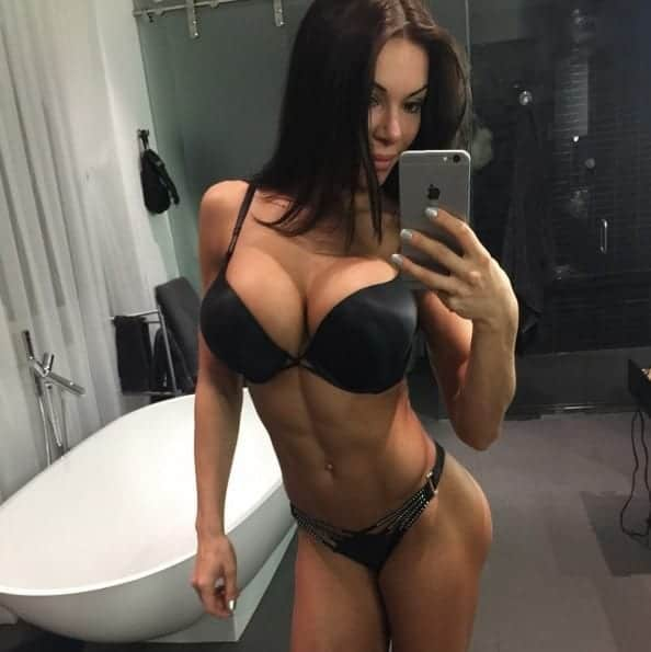 Bianca Gabriela - Training and diet plan
