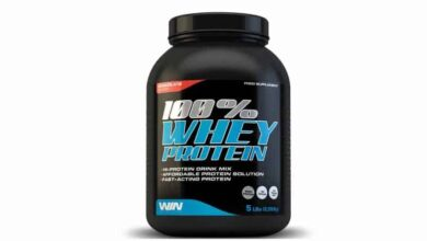 WIN Nutrition Whey Protein - Analyse
