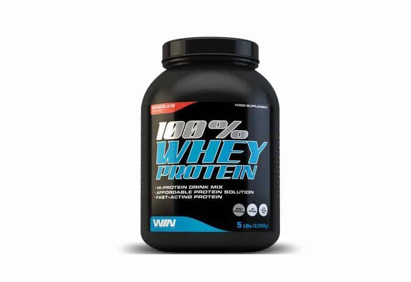 WIN Nutrition Whey Protein - Recensione