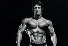 Photo of Frank Zane, o plano de treino