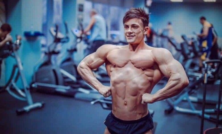 Trainingsplan - Viktor Simkin