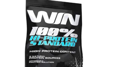 Win Nutrition Hi-Protein - Analysis