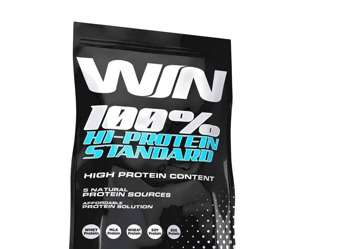 Win Nutrition Hi-Protein - Análise
