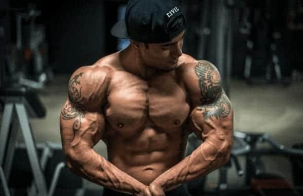 Jeremy Potvin - Trainings- und Diätplan