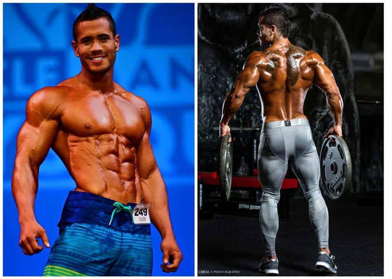 Julian Tanaka Training und Diät