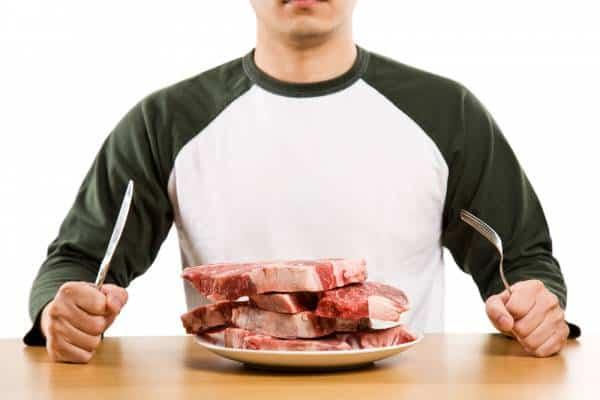 quantidade de proteína