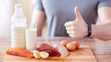Photo de De combien de protéines ai-je besoin d'une journée?
