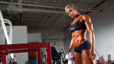 Plan de dieta y entrenamiento de Larissa Reis