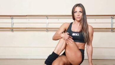 Photo of Oksana Grishina – Plano de treino e dieta