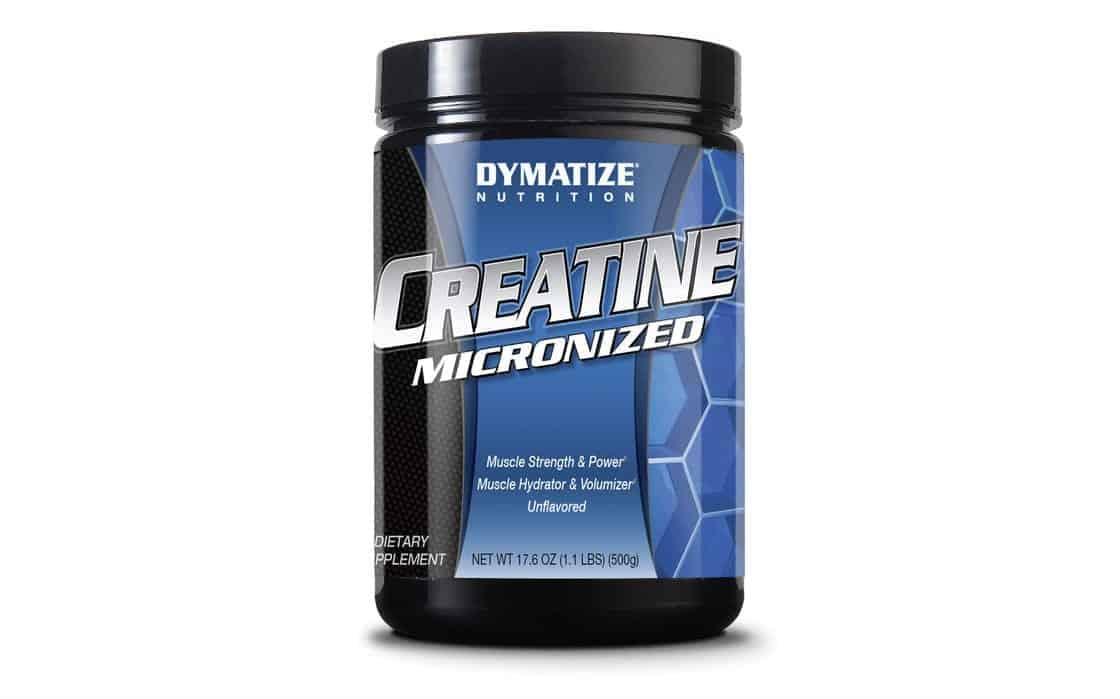 dymatize creatina micronizada
