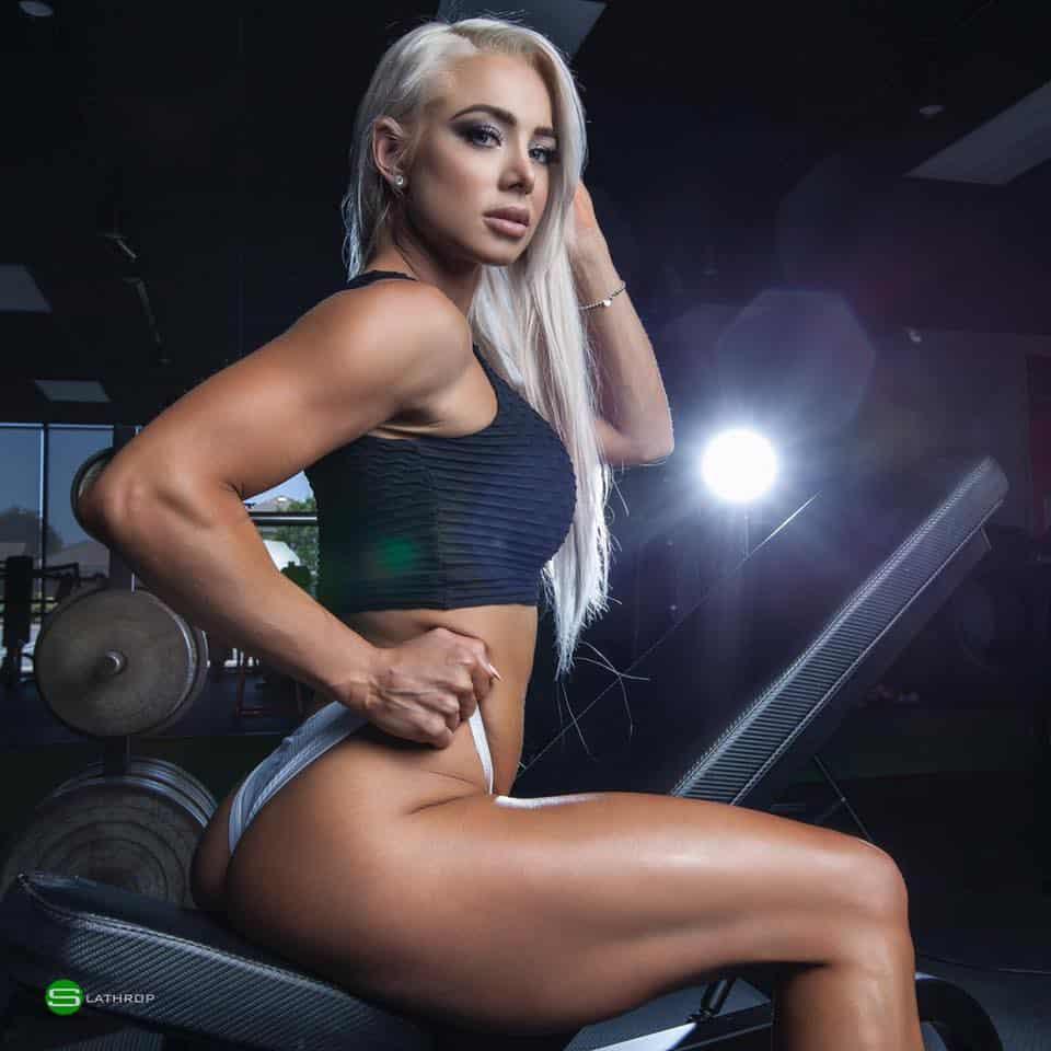 Lauren Simpson Workout und Diätplan