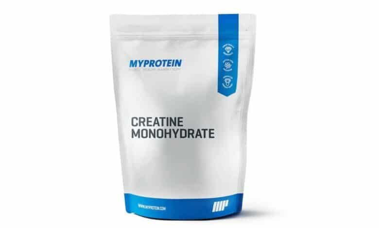 myprotein creatina monohidrato