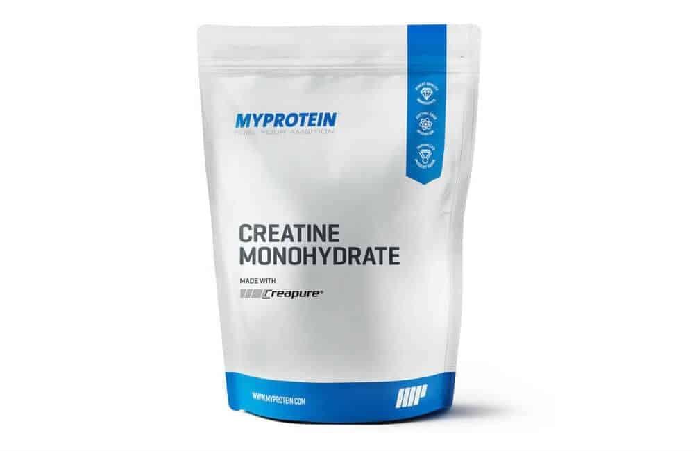 myprotein creatina monohidrato creapure