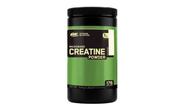 optimum nutrition creatina