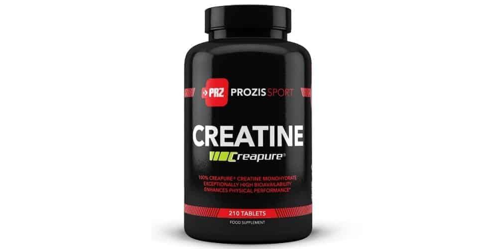 prozis creatina em comprimidos