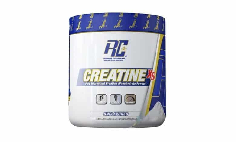 ronnie coleman creatina xs
