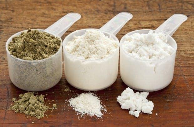 proteína isolada whey