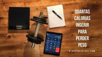 Photo of 体重を減らすために摂取するカロリーの数