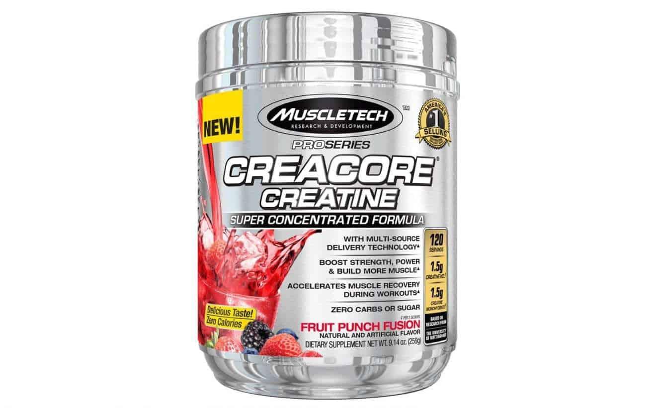 muscletech creacore creatine embalagem