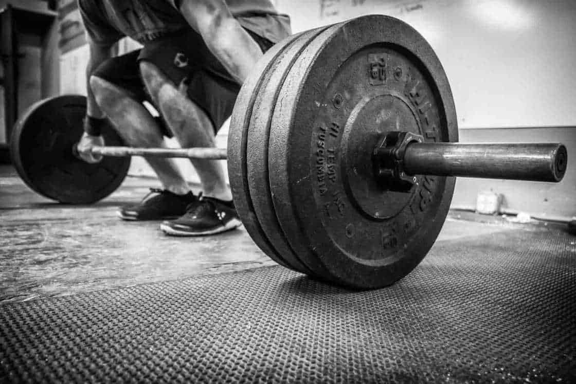 sets and repetitions in the gym