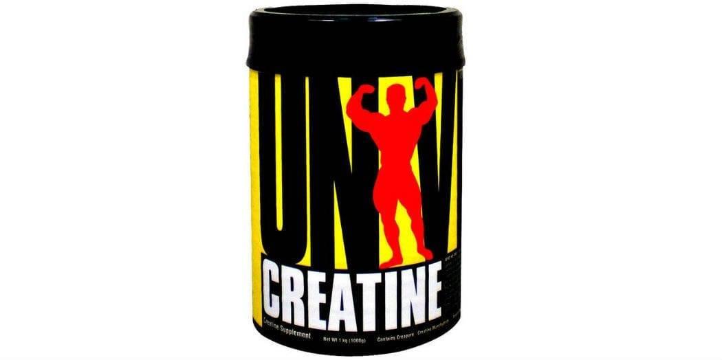universal creatine best creatine