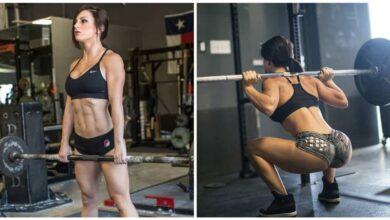 Taylor Vertucci Workout und Diätplan