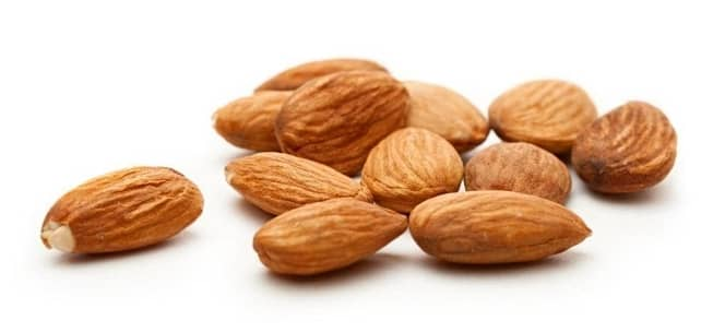 magnesium almonds
