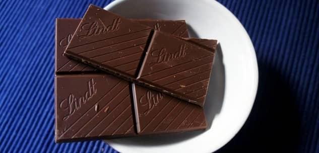 chocolat noir de magnésium