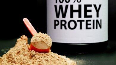 proteína de suero aislada