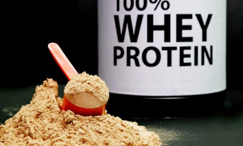 isolated whey protein