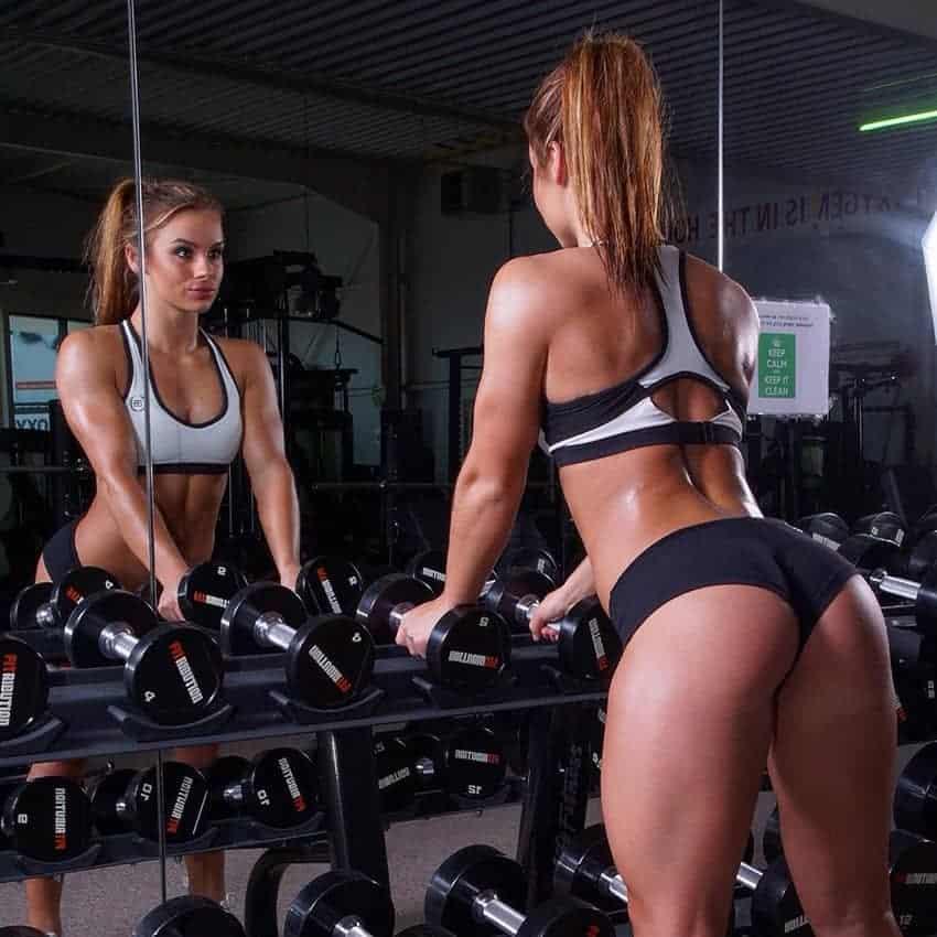 piano di allenamento delle donne