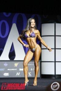 Angelica Teixeira Sr. Olympia 2017
