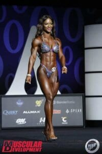 candice lewis señor olympia 2017